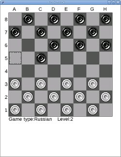 pocketbook checkers